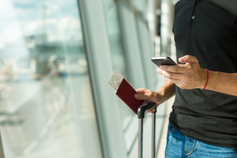 ANAの航空券をオンラインで予約する方法