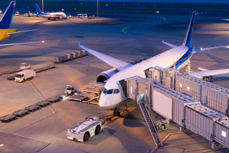 スカイマークのターミナルはどこ?羽田ターミナルの場所を解説